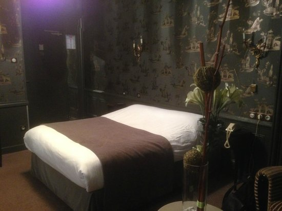 Hotel Bayard Bellecour: Chambre