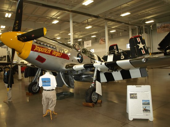 Historic Flight Foundation: A beautiful P-51