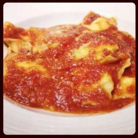 Pizza Del Sol : Raviolis fait maison