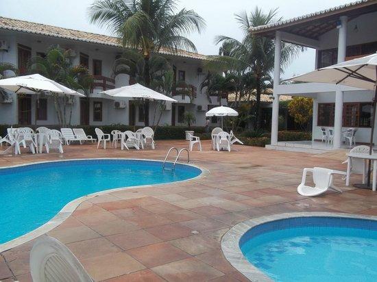 Oceano Praia Hotel: vista de la pileta