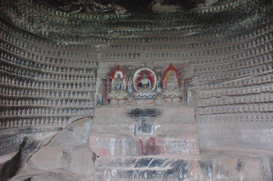 Yuanjue Cave