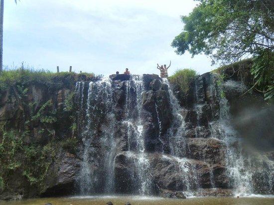 Cachoeira Saltão : Cachoeira Monjolinho