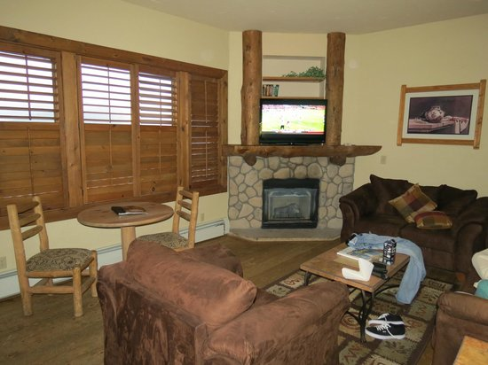 The Lodge at Breckenridge: Mountainview suite