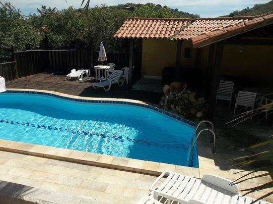 Pousada Cala D'or : piscina