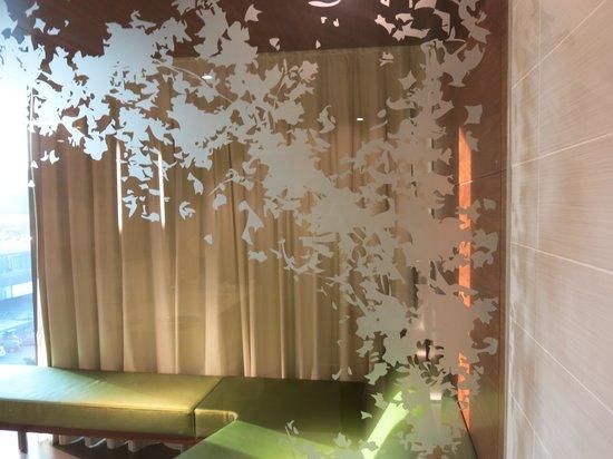 Radisson Blu Iveria Hotel, Tbilisi: Extra lounging area