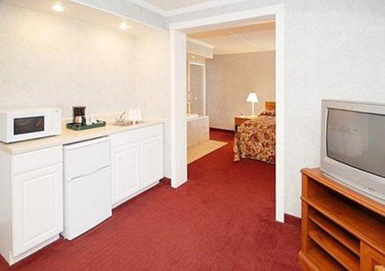Econo Lodge Inn & Suites - Plattsburgh : 2 Room  Suite