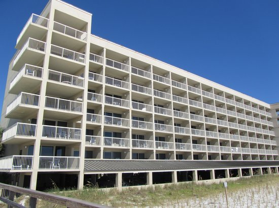 Four Points By Sheraton Destin Ft Walton Beach Oceanfront Building