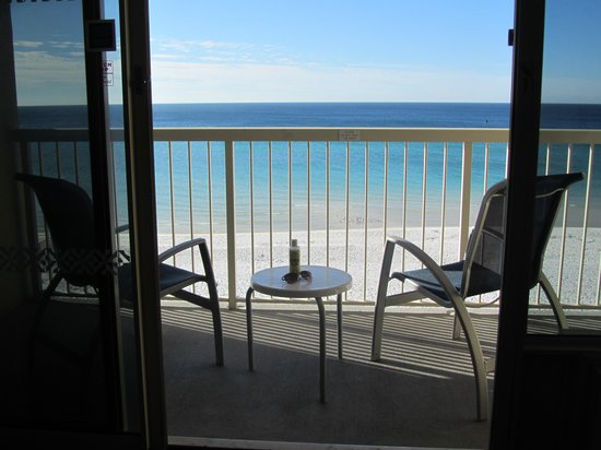 Four Points by Sheraton Destin- Ft Walton Beach: View from Oceanfront Standard Room
