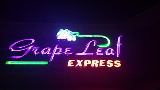 Grape Leaf Express: grape leaf perrysburg