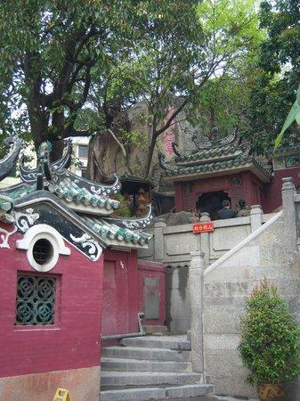A-Ma Temple (Ma Kok Miu) : Inside the temple