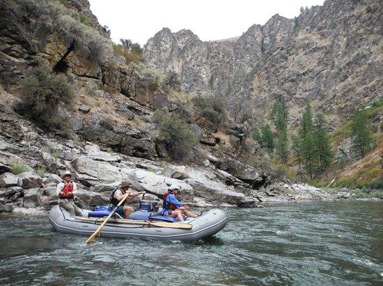 Idaho River Journeys: Middle Fork of Salmon River, Idaho