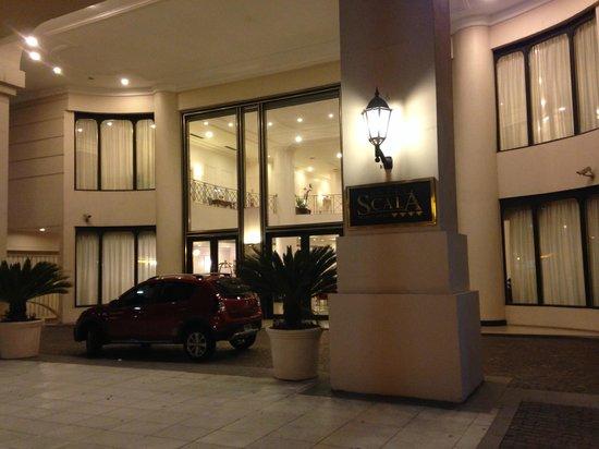 Scala Hotel: Fachada do Hotel