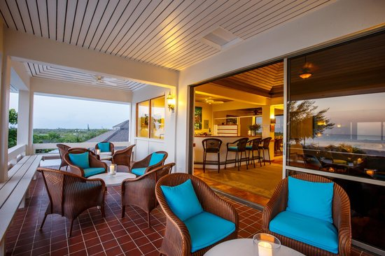 The Meridian Club Turks & Caicos: The views are spectactular, all day and night