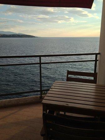 Fairmont Monte Carlo: Panorama dalla camera