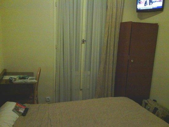 Hotel Des 3 Nations: Zimmer 55