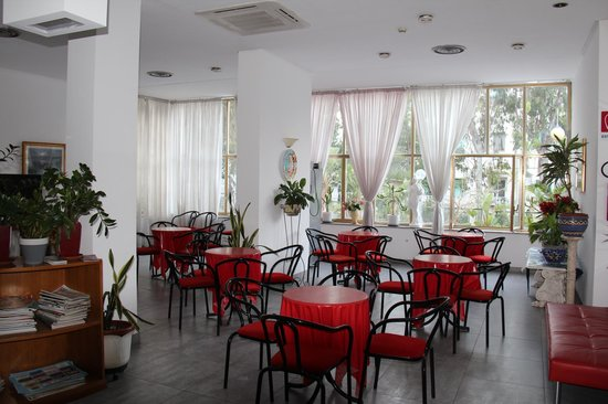Hotel Eufemia : hall