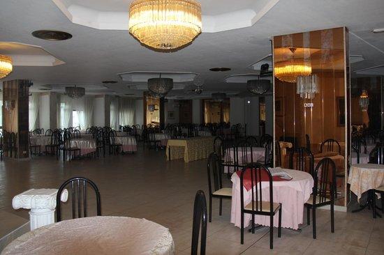 Hotel Eufemia : salone ricevimenti