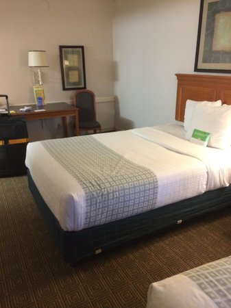 La Quinta Inn Tallahassee North: Bed