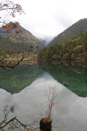 New Jiuzhaigou Hotel: Crystal Lake of Jiuzhaigou
