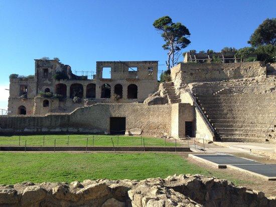 Parco Archeologico Pausilypon: Antica villa di Pollione