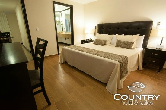 Country Hotel and Suites: Habitacion Master