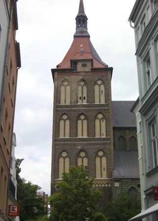 Sankt Marien Kirche: Church Tower