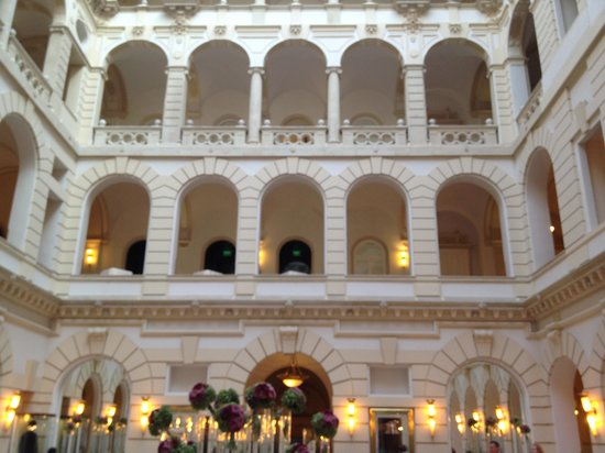 Boscolo Budapest, Autograph Collection: Lobby