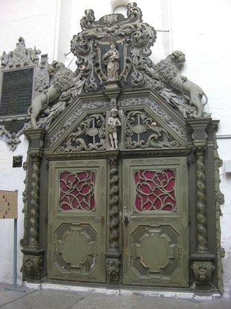 Sankt Marien Kirche: Magnificent Door