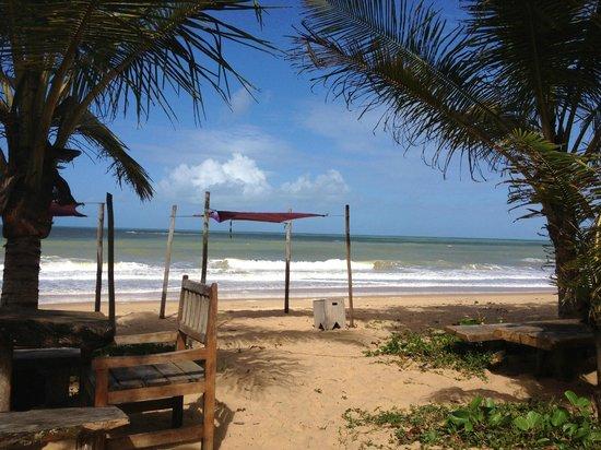 Pousada Casa da Praia: Bar da Praia