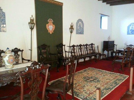 Museo Portugués de Colonia del Sacramento: Salão principal do Museu Português