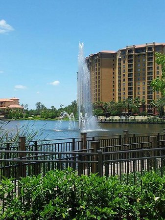 Wyndham Grand Orlando Resort Bonnet Creek: stunning!