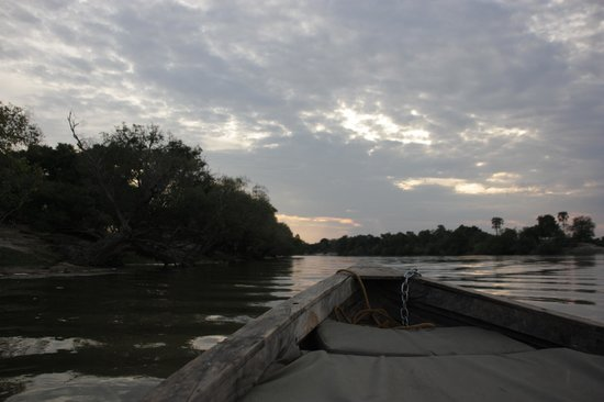 Tongabezi: Sunset cruise