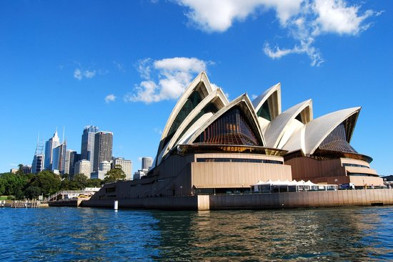 Sea Sydney Cruises: Opera House!!