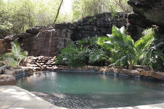 Tongabezi: Pool