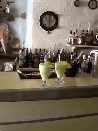Anchorage Cafe Bar: Fresh melon juice