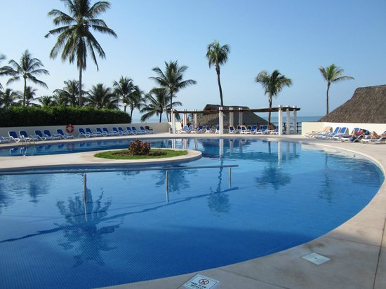 Occidental Nuevo Vallarta : Adults only pool