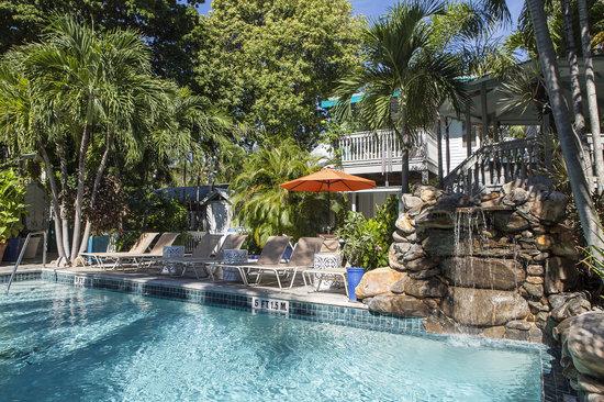 Eden House: Pool