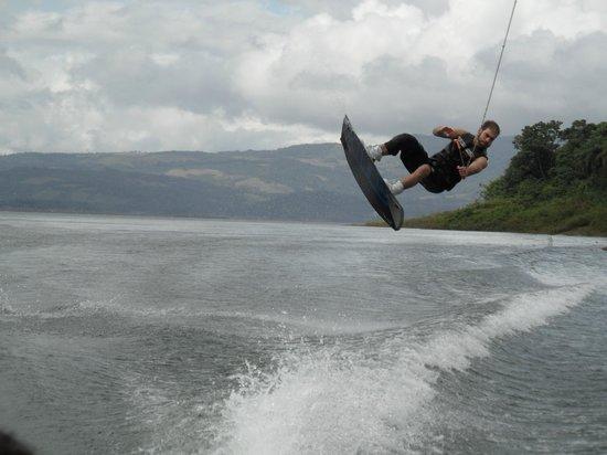 FlyZone Wakeboard School: Riding with Flyzone