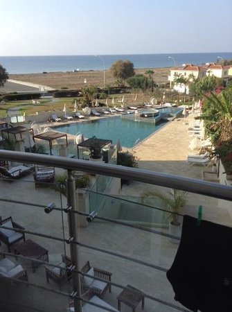 E Hotel Spa & Resort Cyprus: what a view