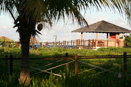 Melia Buenavista: Bar by the main beach