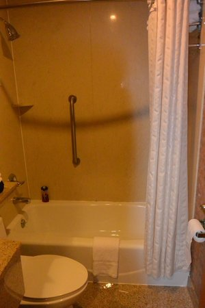 Red Lion Inn & Suites Long Island City: Douche