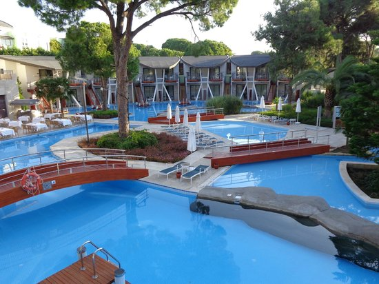 Cornelia De Luxe Resort: Junior Suites