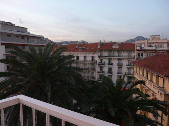 Splendid Hotel & Spa : Vue de la chambre
