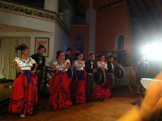 Hacienda Buenaventura Hotel & Mexican Charm All Inclusive : Bienvenida muy Mexicana