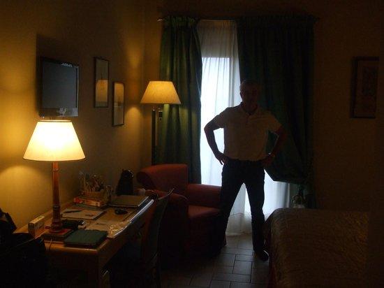 Hotel Residence Diamantina: camera