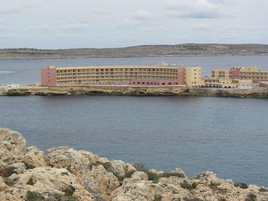Paradise Bay Resort Hotel: Blick vom Paradise Bay- Strand