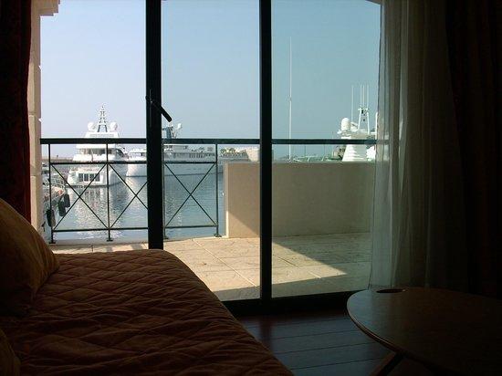 Le Quai Des Princes: Harbour view