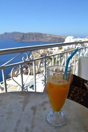 SKIZA Cafe : panorama