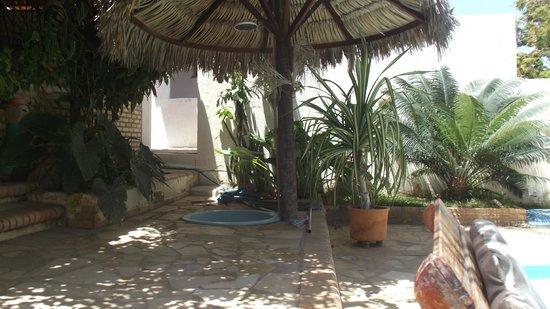 Pousada Jardim da Lu : Área de convivência