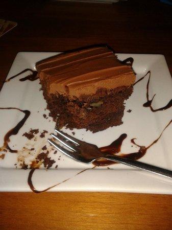 SBAR: American Chocolate Cake - AMAZING
